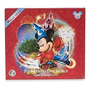 Four Parks One World 2-CD Set