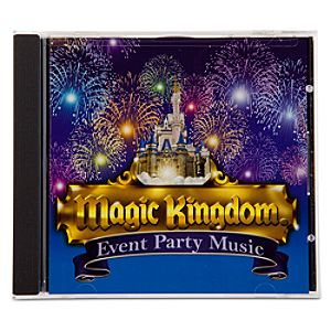 Magic Kingdom Event Party Music CD