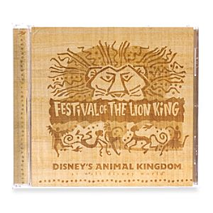 Festival of the Lion King CD