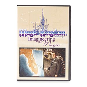 Magic Kingdom Imagineering the Magic 2-Disc DVD Set