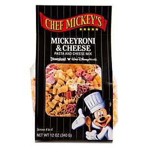 Chef Mickeys Mickeyroni and Cheese Mix