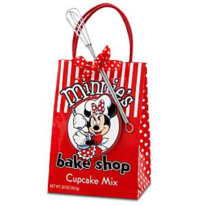 Minnie Mouses Bake Shop Cupcake Mix