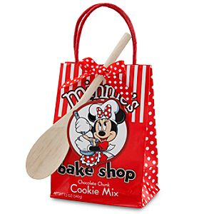 Minnie Mouses Bake Shop Chocolate Chunk Cookie Mix