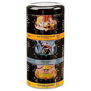 Wonderland Tea Gift Set - 3 Nesting Tins