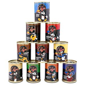 Mickey Mouses Really Swell Coffees Gift Set -- 10-Pc.