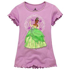 Ballgown Princess Tiana Tee