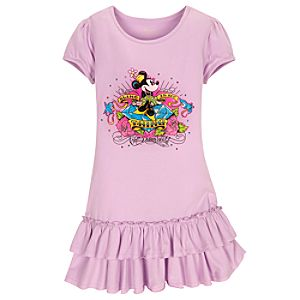Tattoo Minnie Mouse Dress for Girls