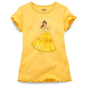 Ballgown Belle Tee for Girls