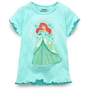 Ballgown Ariel Tee for Girls