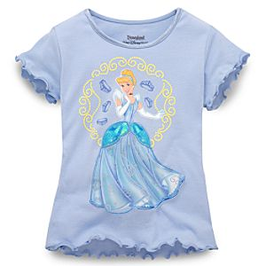 Ballgown Cinderella Tee for Girls