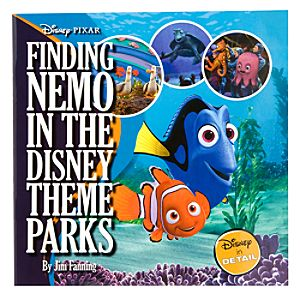 Finding Nemo In The Disney Theme Parks Book