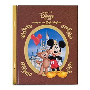 The Story of Disney Bear Book