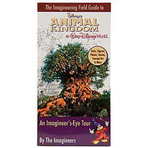 The Imagineering Field Guide to Disneyâ??s Animal Kingdom Book