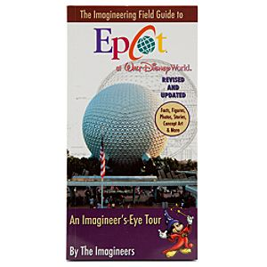 The Imagineering Field Guide to Epcot Book