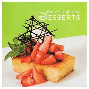 Delicious Disney Desserts Book
