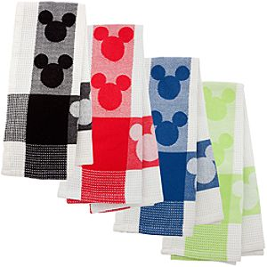 Mickey Mouse Kitchen Towel - Personalizable