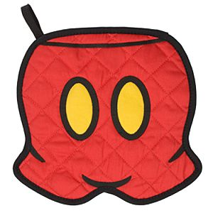 Best of Mickey Mouse Potholder - Personalizable