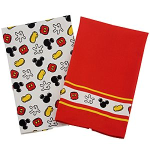 Mickey Mouse Kitchen Towel Set - Personalizable