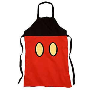 Mickey Mouse Apron - Personalizable
