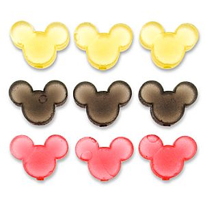 Mickey Mouse Ice Cube Set -- 24-Pc.