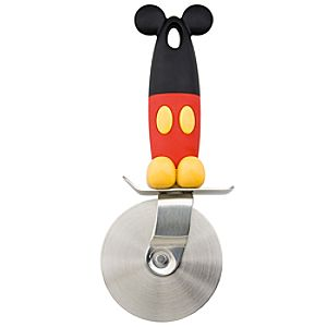 Best of Mickey Mouse Pizza Cutter
