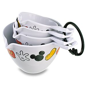 Best of Mickey Mouse Measuring Cup Set