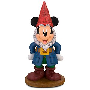 Mickey Mouse Garden Gnome Figure -- 13