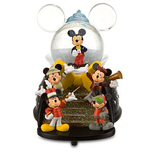 Cast Member Costumes Mickey Mouse Snowglobe