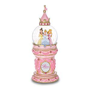 Mini Disney Princess Snowglobe
