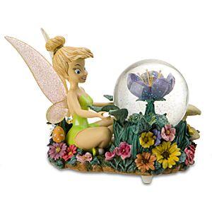 Glittering Garden Tinker Bell Snowglobe