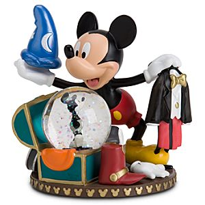 Costume Chest Mickey Mouse Snowglobe