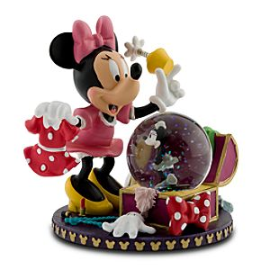 Costume Chest Minnie Mouse Snowglobe
