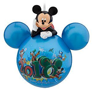 Walt Disney World Mickey Mouse 2010 Ornament