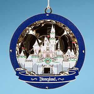 Disneyland Resort Sleeping Beauty Castle Ornament by Baldwin®