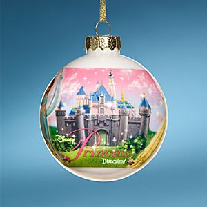 Disneyland Resort Disney Princess Holiday Ornament
