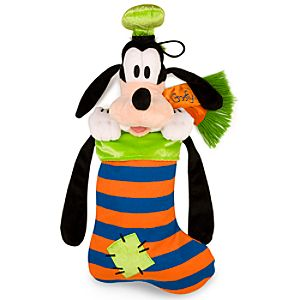 Goofy Plush Stocking