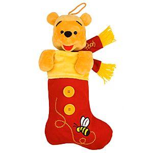 Winnie the Pooh Plush Stocking