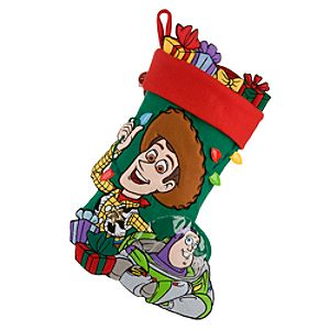 Holiday Toy Story Stocking