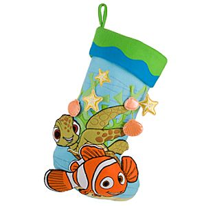 Finding Nemo Holiday Stocking
