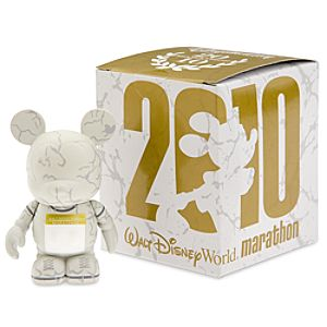 Vinylmation Walt Disney World Resort 2010 Marathon Figure -- 3