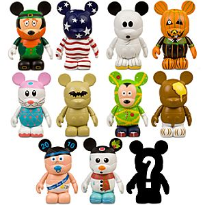 Vinylmation Holiday 1 Series Figure - 3