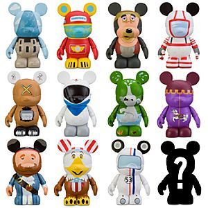 Vinylmation Park 3 Series Figure - 3