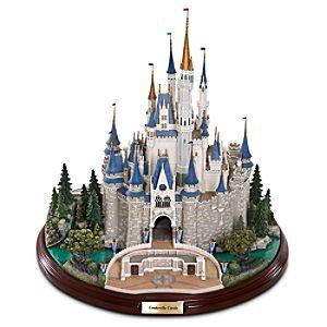 Cinderella Castle Miniature by Olszewski
