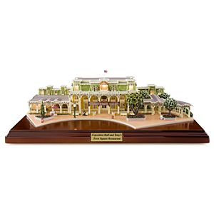 Walt Disney World Resort Exposition Hall Miniature by Olszewski