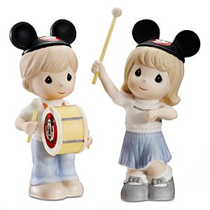 Come Along and Sing the Song Figurines by Precious Moments -- 2-Pc.