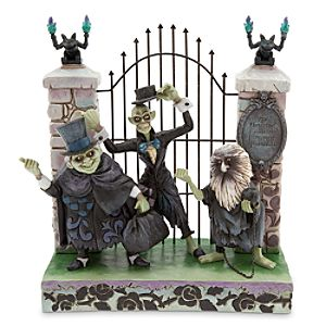 The Hitchhiking Ghosts Figurine by Jim Shore