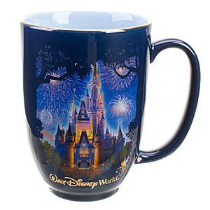Cinderella Castle Mug
