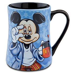 Mornings Mickey Mouse Mug