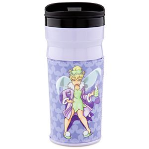 Mornings Tinker Bell Travel Mug