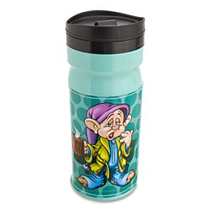 Mornings Dopey Travel Mug